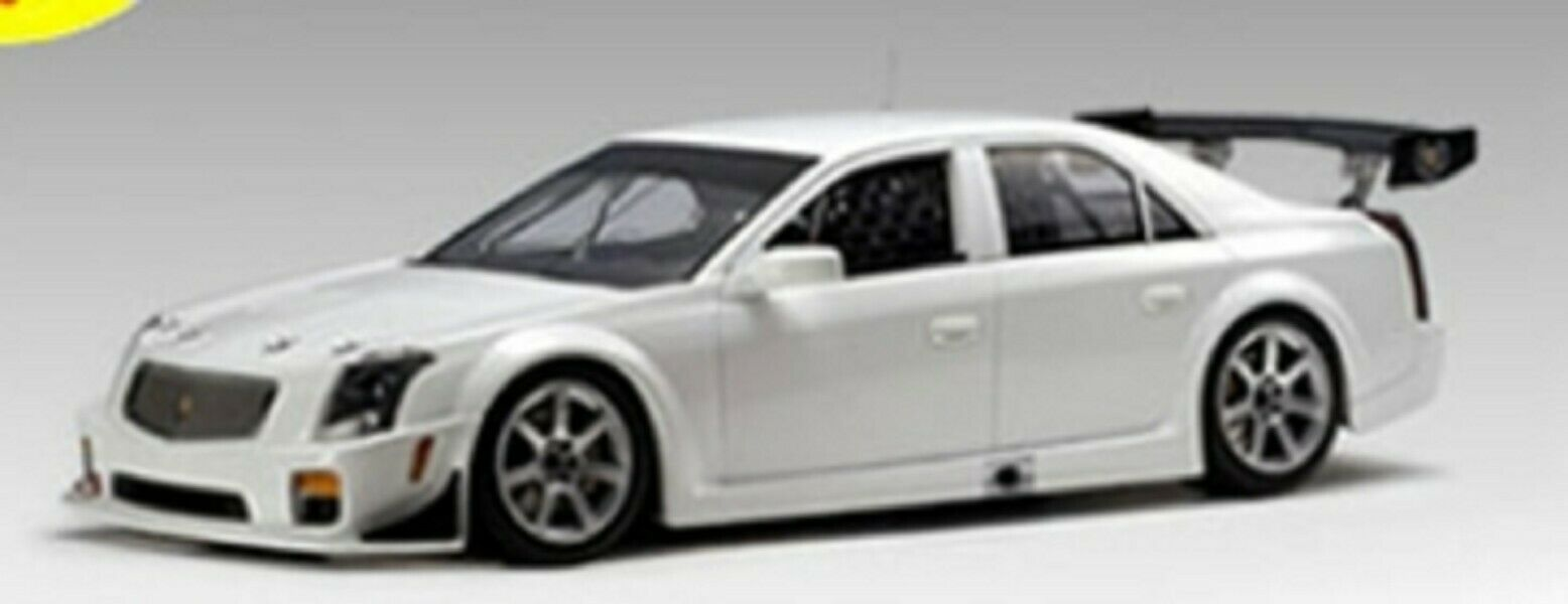 Autoart 80428 Cadillac CTS-V SCCA World Challenge GT Plain Body