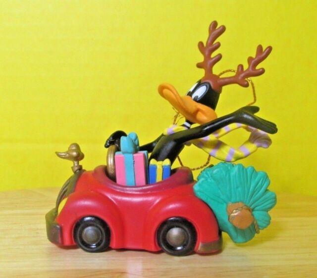 1996 Matrix Ind. Looney Tunes Christmas Ornament Daffy