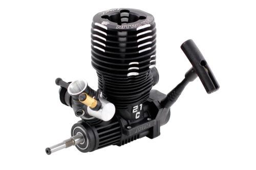 XciteRC Nitro Tiger 21 3,5ccm Motor mit Seilzugstarter RTR