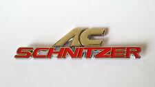 AC Schnitzer RED chrom grill emblem badge BMW E36 E46 E39 E60 E90 E92 F10 M3 M5