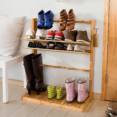 SoBuy® Design Schuhregal,Schuhdisplay,High Heel Regal,Hängeregal,FSR20-N