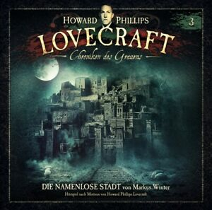 H-P-LOVECRAFT-CHRONIKEN-DES-GRAUENS-DIE-NAMENLOSE-STADT-FOLGE-3-CD-NEU