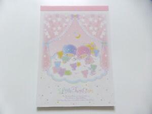 New product! KAWAII Sanrio Little Twin Stars Memo Pad Notepad Type BB