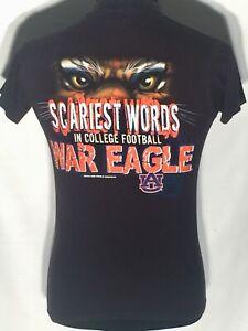 Auburn-Tigers-War-Eagle-NCAA-SEC-College-Football-Team-Logo-Small-Black-T-shirt