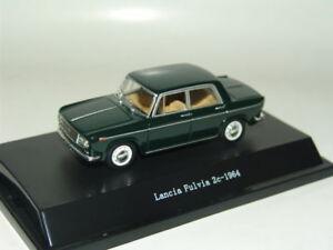 LANCIA-FULVIA-2C-1964-GREEN-LANCIA-1-43-STARLINE