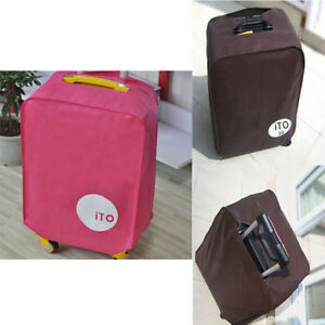 Foldable-Luggage-Cover-Protector-Waterproof-Dustproof-for-rolley-Case-Suitcase