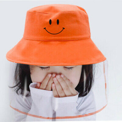 Multi Function Anti Spitting Shield Hat Dustproof Anti Fog Hat Adjustment Size Protective Cap