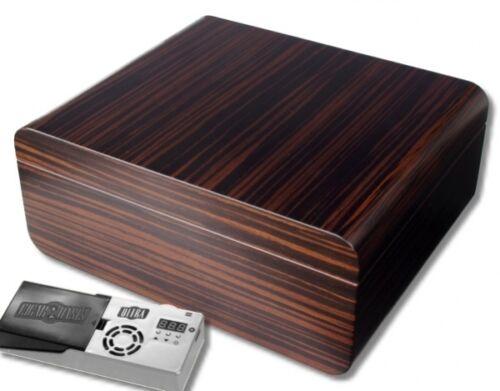 Cigar Oasis Ultra 2.0 Adorini Humidor Novara Deluxe V-590 statt 395,00 €