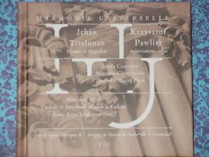 J. Titelouze, improvisations. Krzysztof Pawlisz - organ, SCMC - plain-chant
