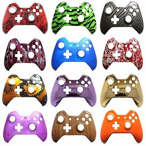 Details about Replacement Face Plate for Xbox One Original Controller Shell