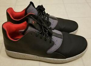 Infrared Nike segunda Black Eclipse de Jordan mano 's Holiday Men Size 12 wnSFp
