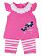 Baby girl dress leggings broderie anglaise frill COTTON