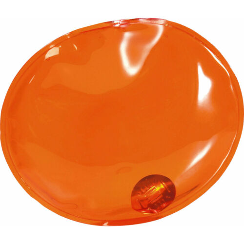Ski//chauffe-Transparent//couleurs 5 Ovale Réutilisable Chaleur Pads//main Warmers