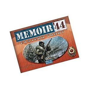 Expansion de Mémoire '44: Agrandissement du front est -