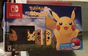 pokemon go switch bundle