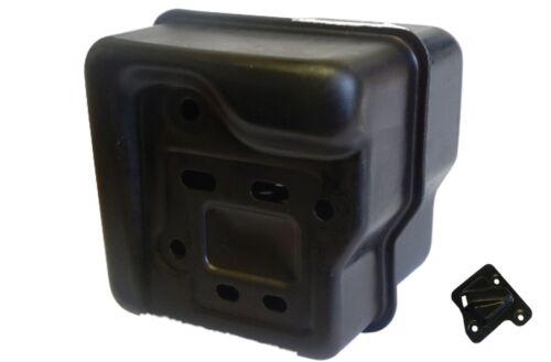 Stützblech Schalldämpfer passend Stihl 029 039 MS290 310 390 Auspuff