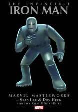 MARVEL MASTERWORKS INVINCIBLE IRON MAN VOL #1 TPB Tales of Suspense Comics 39-50