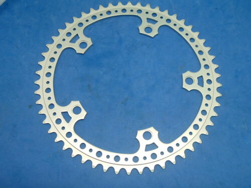SR Drillium NEW NOS ApexRoyal SL 54Tx144BCD Vintage Road ChainringFits Campy