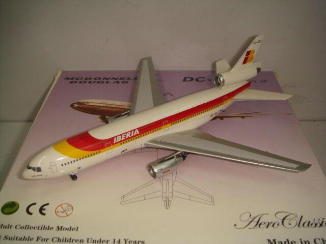 Aeroclassics 400 Iberia IB DC-10-30  1980s color - Costa del Sol  1 400