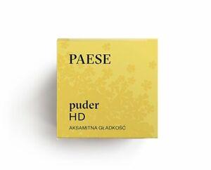 PAESE puder HD aksamitna gładkość/ HD loose powder velvet smoothness