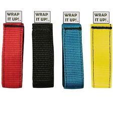 """Kwik Tek Wr-123 /""""Wrap It Up/"""" 3 Pk 12/"""" Hook /& Loop Cord Strap"""