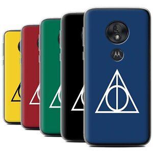 Gel-TPU-Case-for-Motorola-Moto-G7-Play-Magic-Hallows-Inspired