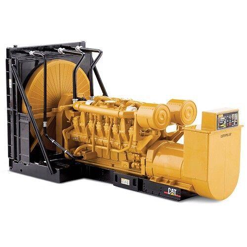 85100  Cat 3516B Engine Generator , 1 25