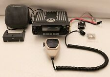Motorola Xtl2500 Uhf 450 520mhz Digital Mobile Radio