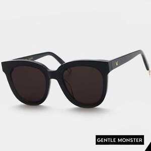 a19e9d975ea New GENTLE MONSTER Authentic Sunglasses In Scarlet 01 Black Eye wear ...