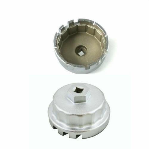 For Toyota 4 Cylinder Avalon Matrix Prius Oil Filter Aluminum Cup Wrench ZS01