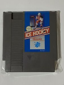 100-WORKING-NINTENDO-NES-CLASSIC-Game-Cartridge-SUPER-FUN-ICE-HOCKEY