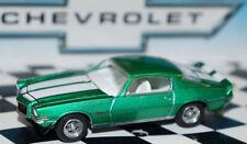 GREEN 1970 CHEVY CAMARO Z28 DIECAST CAR GREENLIGHT 1/64 SCALE '70 CHEVROLET