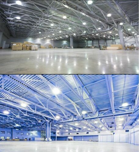 150W UFO LED High Bay Light Warehouse fixture factory Industrial lighting IP65