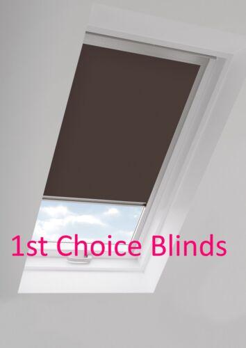 BEIGE Blackout Roof Roller Blind for FAKRO Windows Code 4