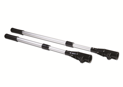 Universal Telescopic tiller Extension For use with Twist Grip Handle Outboards