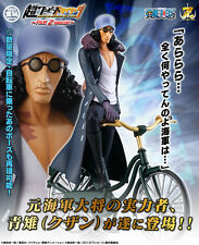 Bandai One Piece Super Styling Movie -Film Z Special- Aokiji Kuzan & Bicycle Set