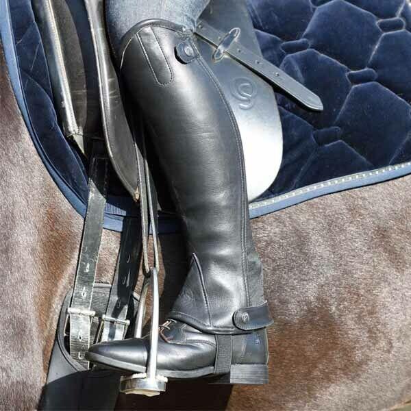 Daselfo Chaps Powerline suecia S-XL zahones beinchaps montar a caballo reitchaps Top