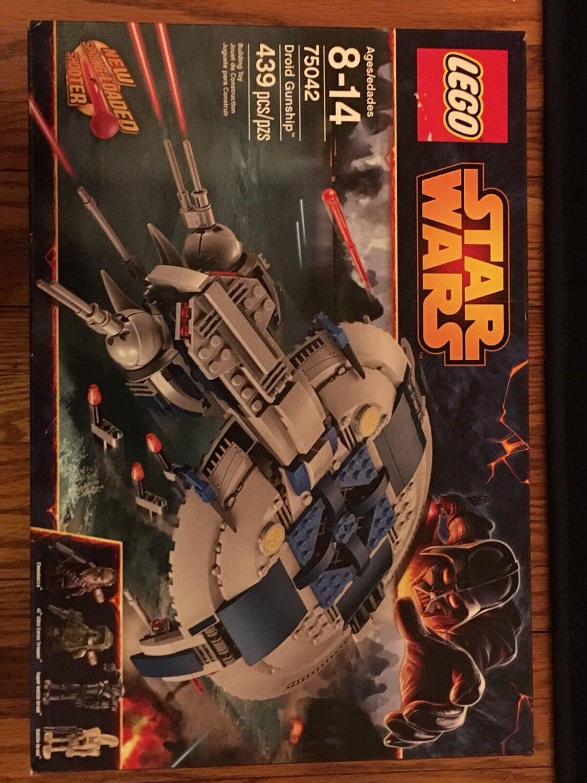 LEGO set droid de combat (75042) LB Lot Livre version
