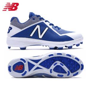 d7928924e New Balance 4040v4 Molded Low Adult Men s Baseball Cleats Royal ...