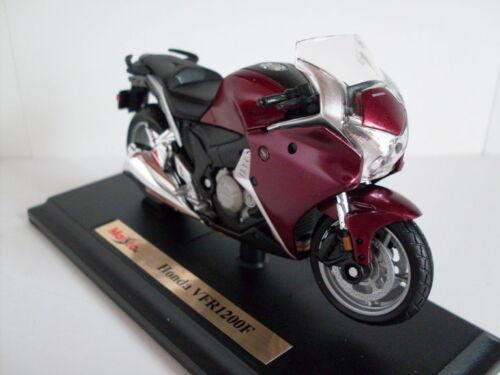 Maisto Motorrad Modell 1:18 Neu Honda VFR1200F OVP