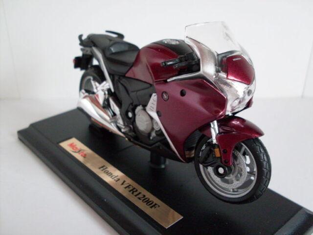 Honda VFR1200F, MAISTO MOTORCYCLE MODEL 1:18, OVP, Neu