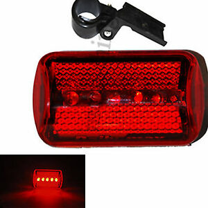 Bicycle-Bike-5-Led-Red-Laser-Beam-Cycle-Lights-Safety-Rear-Tail-Flash-Light-Lamp