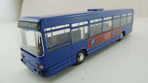 Busch-47205-Renault-Stadtbus-R312-Focus-H0-HZ195-Gebraucht-OVP
