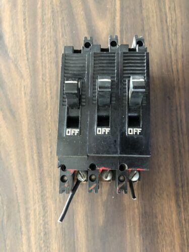 Details about  /SQUARE D 125V CIRCUIT BREAKER SINGLE POLE UNIT 20 AMP
