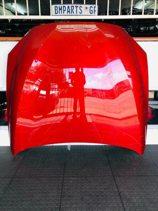 Bmw F13 6 series Bonnet for sale