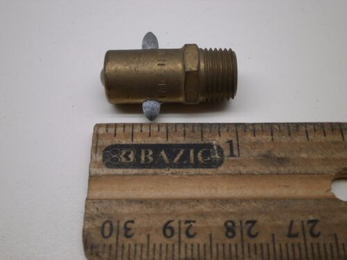 "Alemite Pin-Type Brass Grease Nipple 3//8/"""