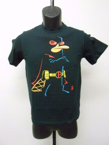 NEW PHINEAS /& FERB MARVEL SUPER HERO KID KIDS M MEDIUM SIZE 7-8 T-SHIRT
