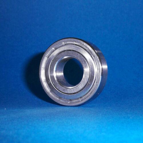 8 Kugellager 6200 ZZ 10 x 30 x 9 mm