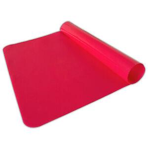 Backmatte-Silikon-38x28cm-Backunterlage-Silikonmatte-Dauerbackfolie-Backpapier