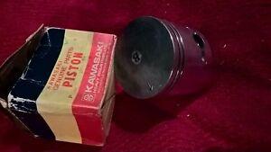 ProX Piston Kit Bore 63.50 mm 01.4175.100 for Kawasaki KE175 1976-1983